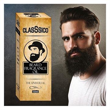 Beard Fragrance Oil