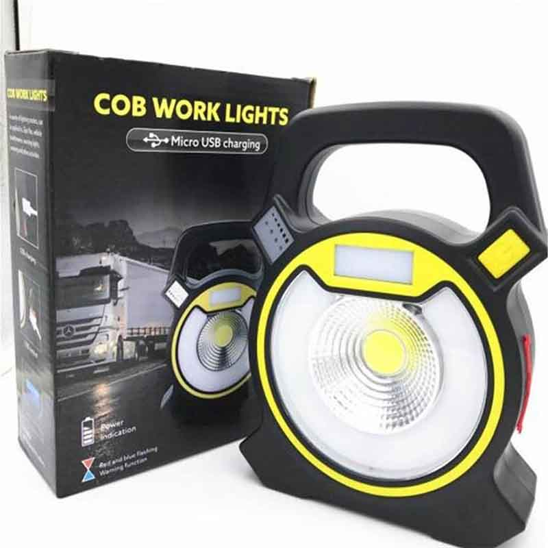 COB Hand Flashlight