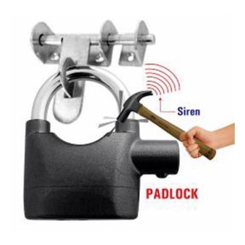 Siren Alarm Lock 1