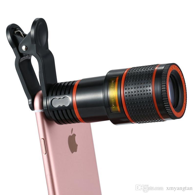 Universal 8X Optical Zoom Lens 2