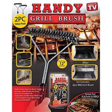 Handy BBQ Grill Brush