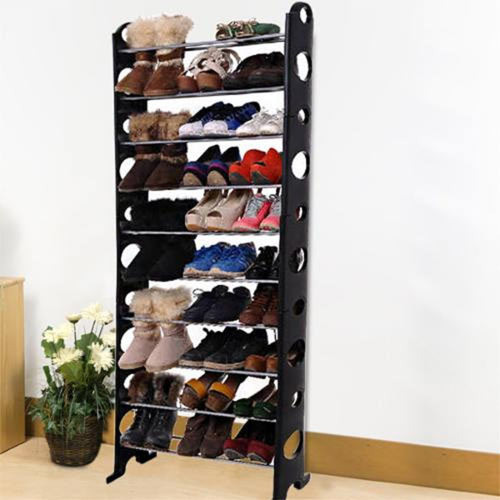 10 Tier Shoe Rack 1