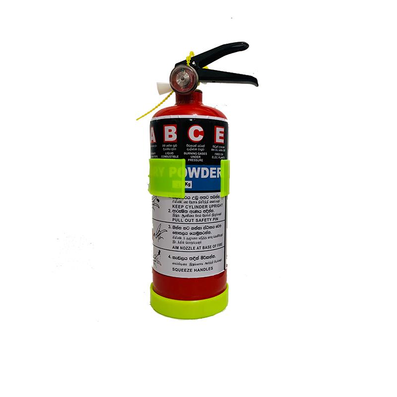 Dry Powder Fire Extinguisher-1