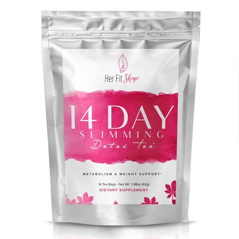 14 DAY SLIMMING DETOX TEA
