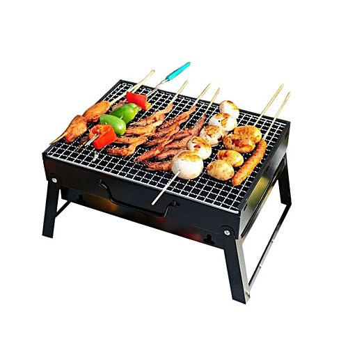 Mini folding Barbecue grill charcoal bbq grill