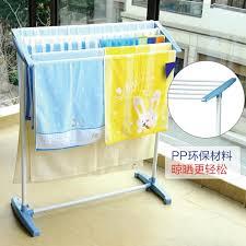 Mobile Towel Rack 1