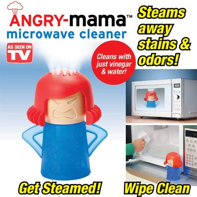Angry Mama New Microwave Cleaner 3