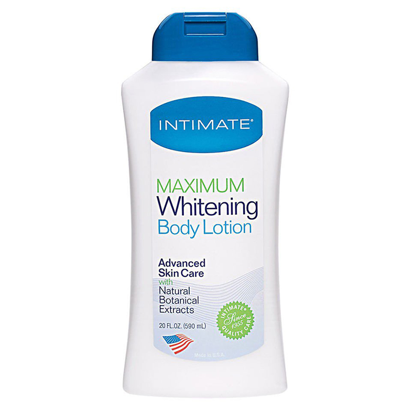 Intimate Maximum Whitening Body Lotion