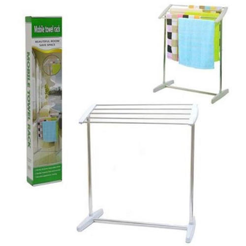 Mobile Towel Rack