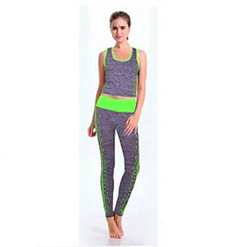 Yoga Wear Green