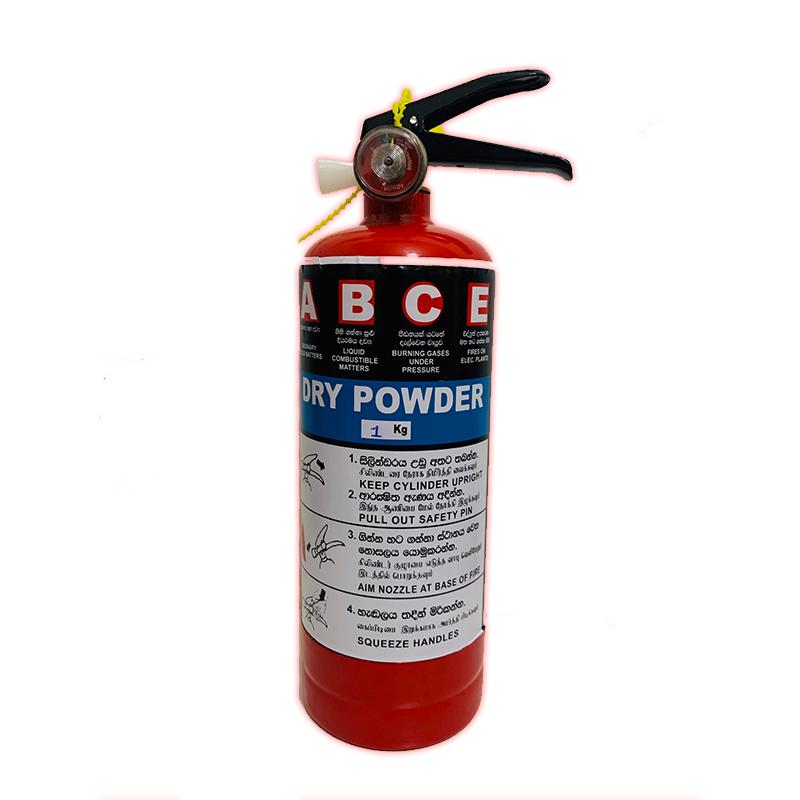 Dry Powder Fire Extinguisher-3