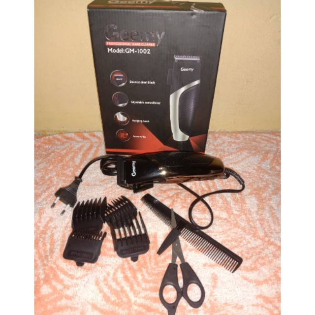 Geemy Professional Hair Clipper (Model-1002)-2