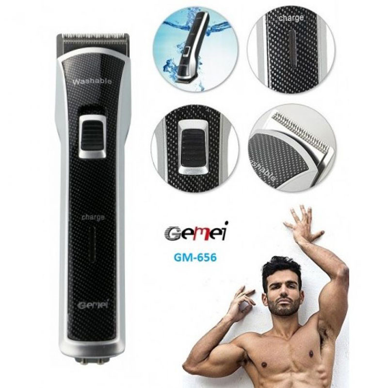 Gemei Washable Trimmer - GM 656