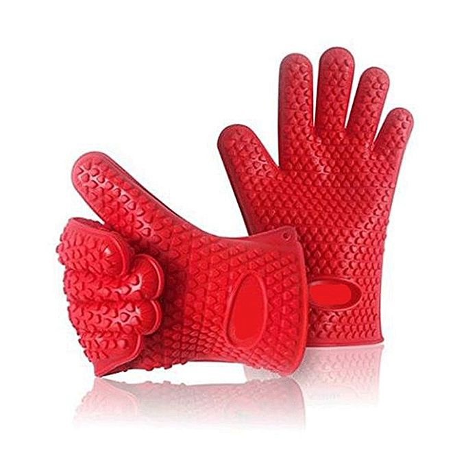 Hot Hands Silicone Cooking Gloves 1
