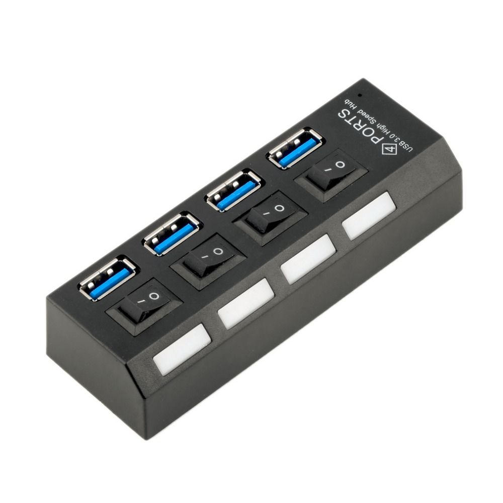 High Quality 4 Port USB Super HUB  1