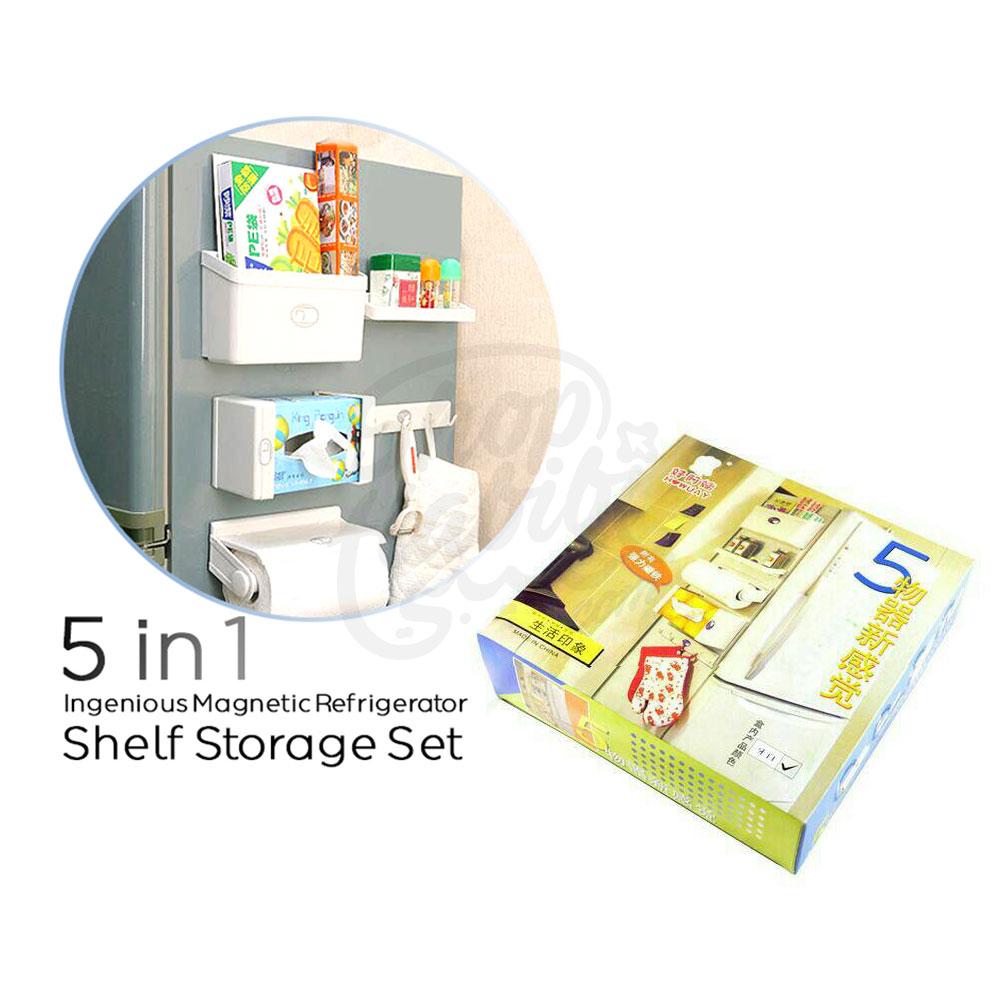 5 In 1 Kitchen Storage -3