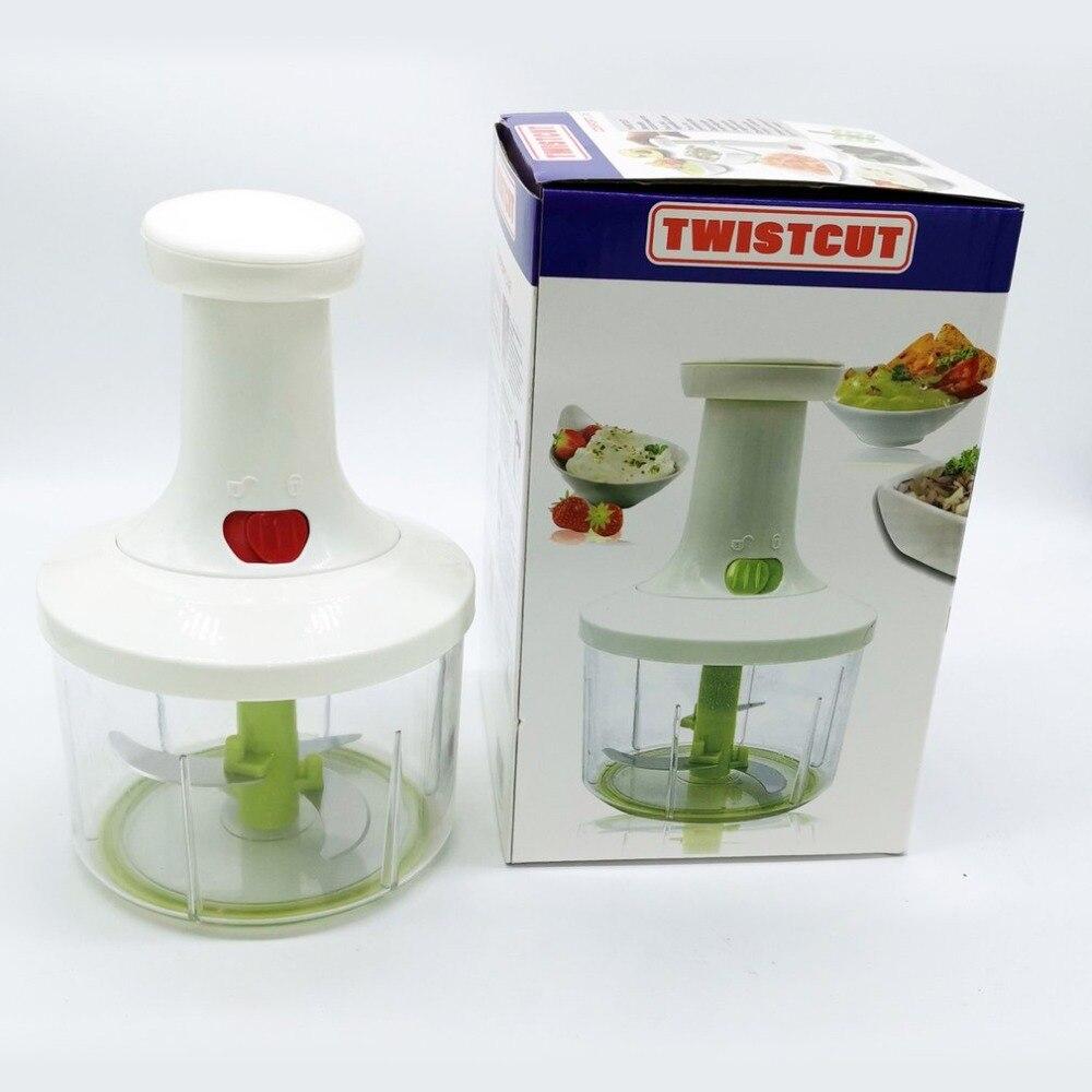 Twistcut Vegetable Cutter 1