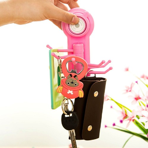 Kitchen Stronger Suction Cup Swivel Hook  2