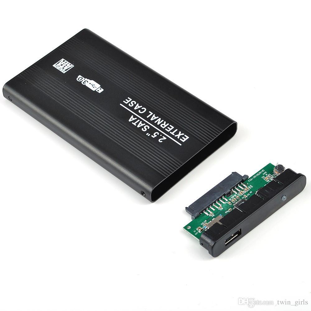 2.5 SATA Hard Disk USB External Enclosure