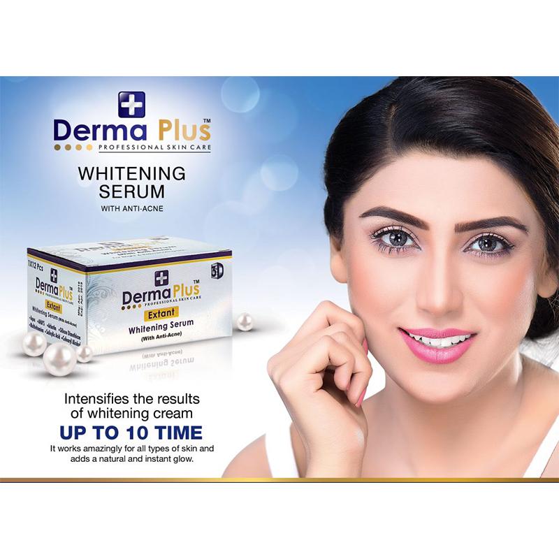 Derma Plus Cream and Serum