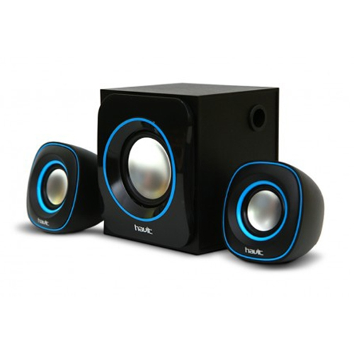 USB Powered 2.1 Multimedia Speaker System