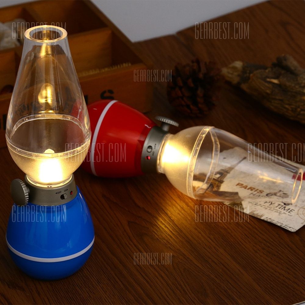 LED Retro Lamp-3