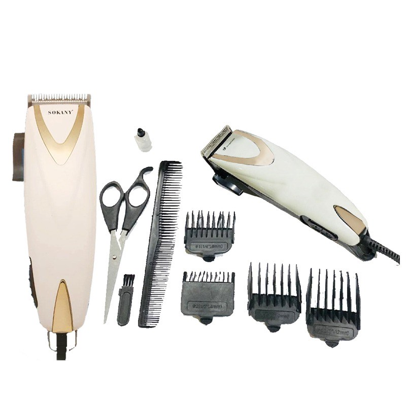 Sokany Professional Electric Hair Clipper-1