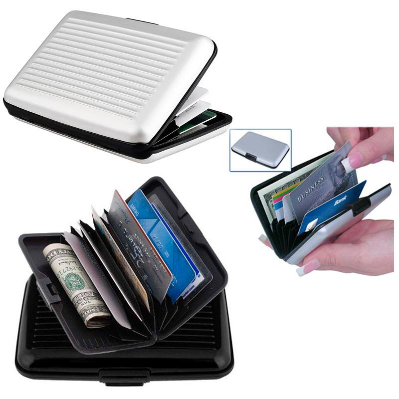 Security Credit Card Wallet-1